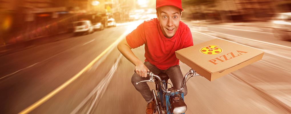 Pizza Guy © lassedesignen / www.shutterstock.com
